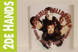 Cosmic Ballroom ‎– Stoned, Broke & Ready To Rumble (LP) C60