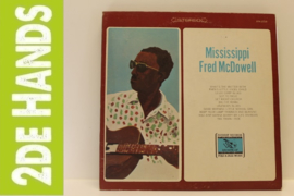 Mississippi Fred McDowell – Mississippi Fred McDowell (LP) J80