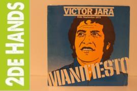 Victor Jara – Manifiesto Chile September 1973 (LP) G40