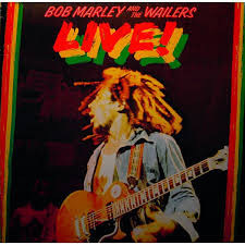 Bob Marley & The Wailers ‎– Live! (LP)