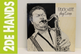 Buck Hill – Plays Europe (LP) D20