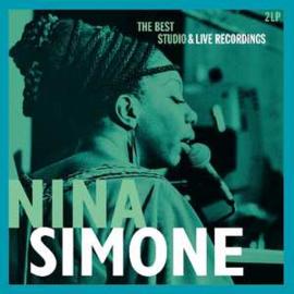 Nina Simone - Best Studio & Live Recordings (2LP)