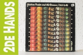 Graham Parker And The Rumour ‎– Stick To Me (LP) A30