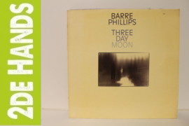 Barre Phillips ‎– Three Day Moon (LP) H30