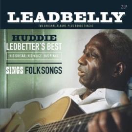 Leadbelly - Huddie Ledbetter's Best (2LP)