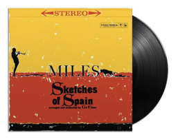 Miles Davis ‎– Sketches Of Spain (LP)