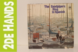 The Sandpipers ‎– Sing In Spanish (LP) H10