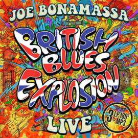 Joe Bonamassa - British Blues Explosion (3LP)