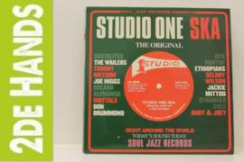Various – Studio One Ska (The Original) (2LP) F80