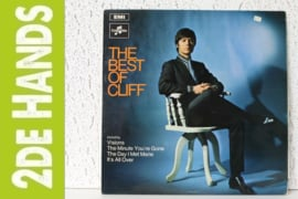 Cliff Richard ‎– The Best Of Cliff (LP) F40