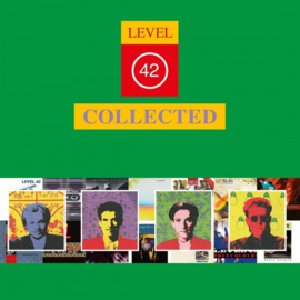 Level 42 ‎– Collected (2LP)
