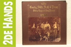 Crosby, Stills, Nash & Young - Déjà Vu (LP) G70