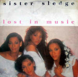 """Sister Sledge – Lost In Music (12"""" Single) T30"""