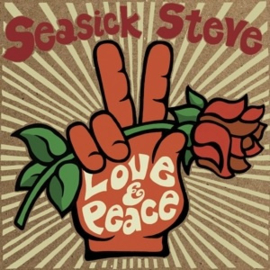 Seasick Steve - Love & Peace (LP)