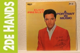 Elvis Presley - A Portrait in Music (LP) F30