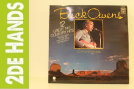 Buck Owens And His Buckaroos ‎– The No. 1 Country Hits Of Buck Owens And His Buckaroos (LP) D80
