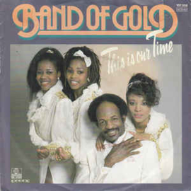 "Band Of Gold ‎– This Is Our Time (7"" Single) S80"