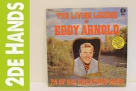 Eddy Arnold ‎– The Living Legend Of Eddy Arnold (24 Of His Greatest Hits) (LP) G90