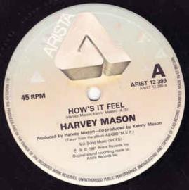 "Harvey Mason – How's It Feel (12"" Single) T20"