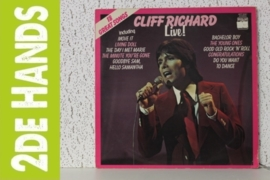 Cliff Richard - Live! (LP) D20