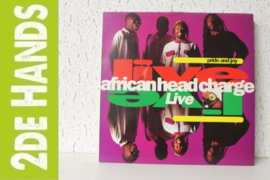 African Head Charge ‎– Pride And Joy - Live (LP) F10