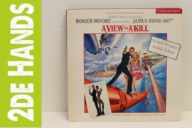 John Barry ‎– A View To A Kill (Original Motion Picture Soundtrack) (LP) D20