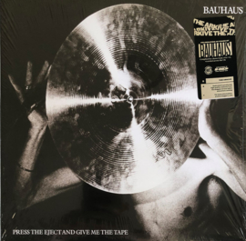 Bauhaus ‎– Press The Eject And Give Me The Tape (LP)