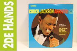 Chuck Jackson – Arrives! (LP) G40