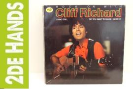 Cliff Richard - Rock On With Cliff Richard (LP) J50