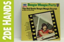 Rob Hoeke Boogie Woogie Quartet En Hein van der Gaag – Boogie Woogie Party (2LP) H20