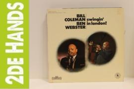 Bill Coleman / Ben Webster – Swingin' In London (LP) C50