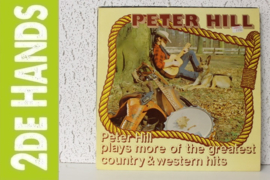 Peter Hill – Plays More Of The Greatest Country & Western Hits (LP) B30