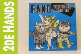 Fang ‎– Where The Wild Things Are (LP) C40
