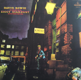 David Bowie ‎– The Rise And Fall Of Ziggy Stardust And The Spiders From Mars (LP)