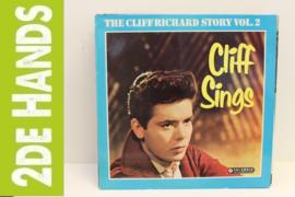 Cliff Richard – Cliff Sings - The Cliff Richard Story Vol. 2 (LP) J50