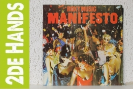 Roxy Music - Manifesto (LP) G40