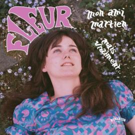 "Fleur - Mon Ami Martien (7"" Single)"