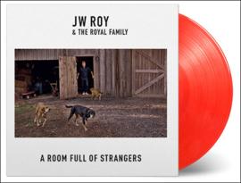 J.W. Roy & the Royal family - Room full of strangers (LP)