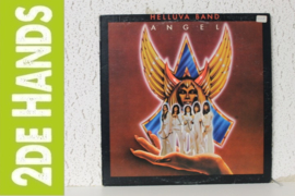 Angel ‎– Helluva Band (LP) E50