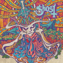 "Ghost - Kiss the Go-Goat / Mary On A Cross (7"" Single)"