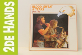 Blood, Sweat & Tears ‎– Latin Fire (LP) C20