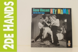 "Gene Vincent & His Blue Caps ‎– Hey Mama ! (10"") H50"