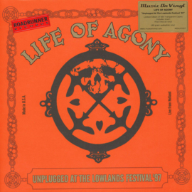 Life Of Agony ‎– Unplugged At The Lowlands Festival '97 (2LP)
