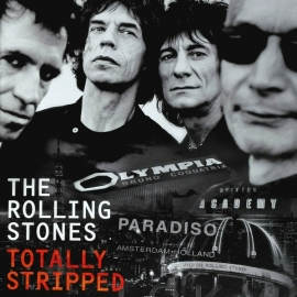 Rolling Stones - Totally Stripped (2LP+DVD)