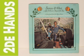 Sonny & Cher ‎– All I Ever Need Is You (LP) D80