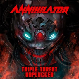 Annihilator - Triple Threat Unplugged (RSD 2020) (PD)
