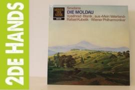 "Smetana, Rafael Kubelik, Wiener Philharmoniker – Vyšehrad, Blaník Aus ""Mein Vaterland"" (LP) K10"