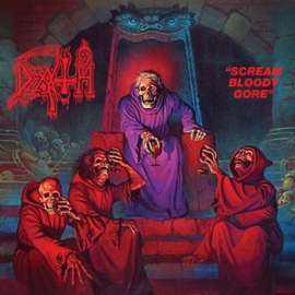 Death - Scream Bloody Gore  (LP)