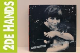 Ann Burton – It Might As Well Be Love (LP) H40