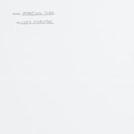 Chris Stapleton - Starting Over (2LP)